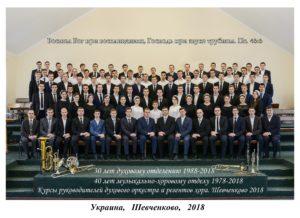 2018 Шевченково